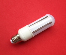 50pcs/lot G24 6W led corn bulb light E27/G24 PL with 360 degree beam AC85-265V