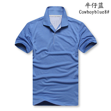 Tommy High Quality Brand polo shirt men Classic Embroidery Logo 100% Cotton Summer Short Sleeve polo