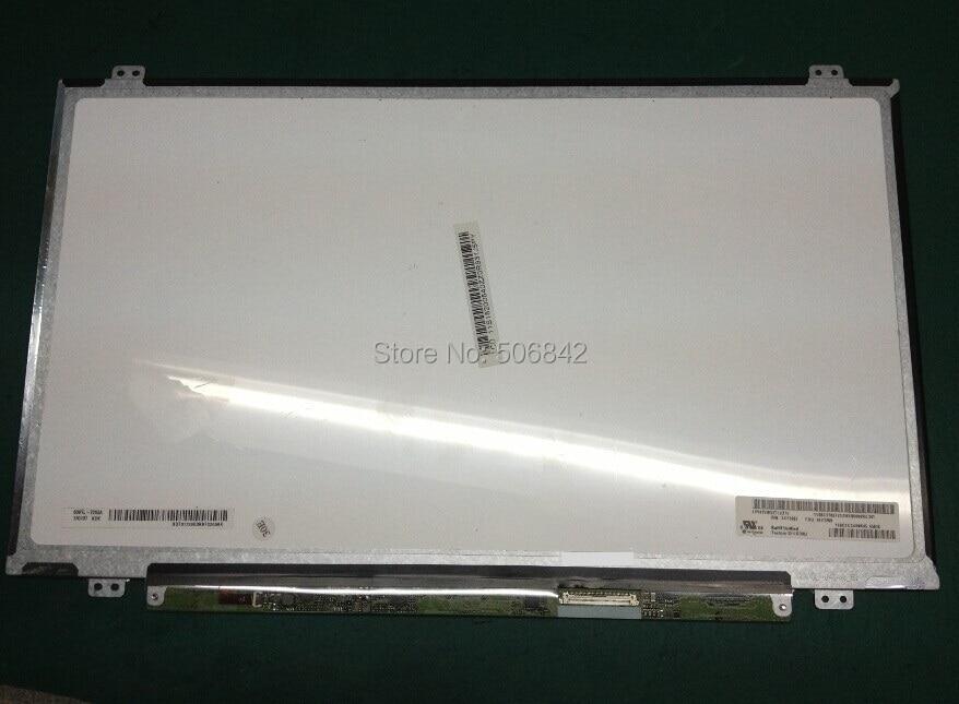 "14,"" ноутбук светодиодный экран LP140WH2 TLT1 LP140WH2(TL)(T1), 1366*768"