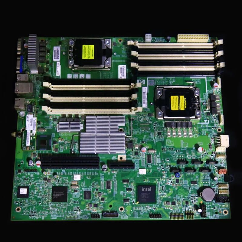 Server Motherboard For DL180G6 608865-001 507255-001 594192-001 X58 1366pin System Board Fully Tested