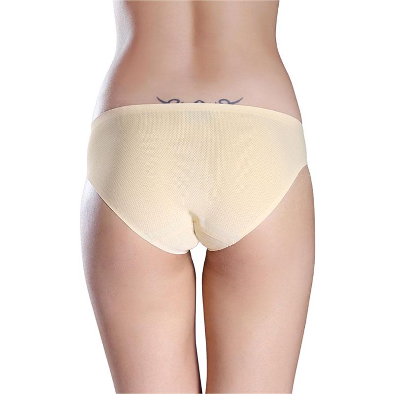 Wealurre 6Pcs Breathable Sexy Low Waist Intimates Seamless Bikini Nylon Spandex Mesh Panties Underwear Women 39 S Panties Briefs in women 39 s panties from Underwear amp Sleepwears