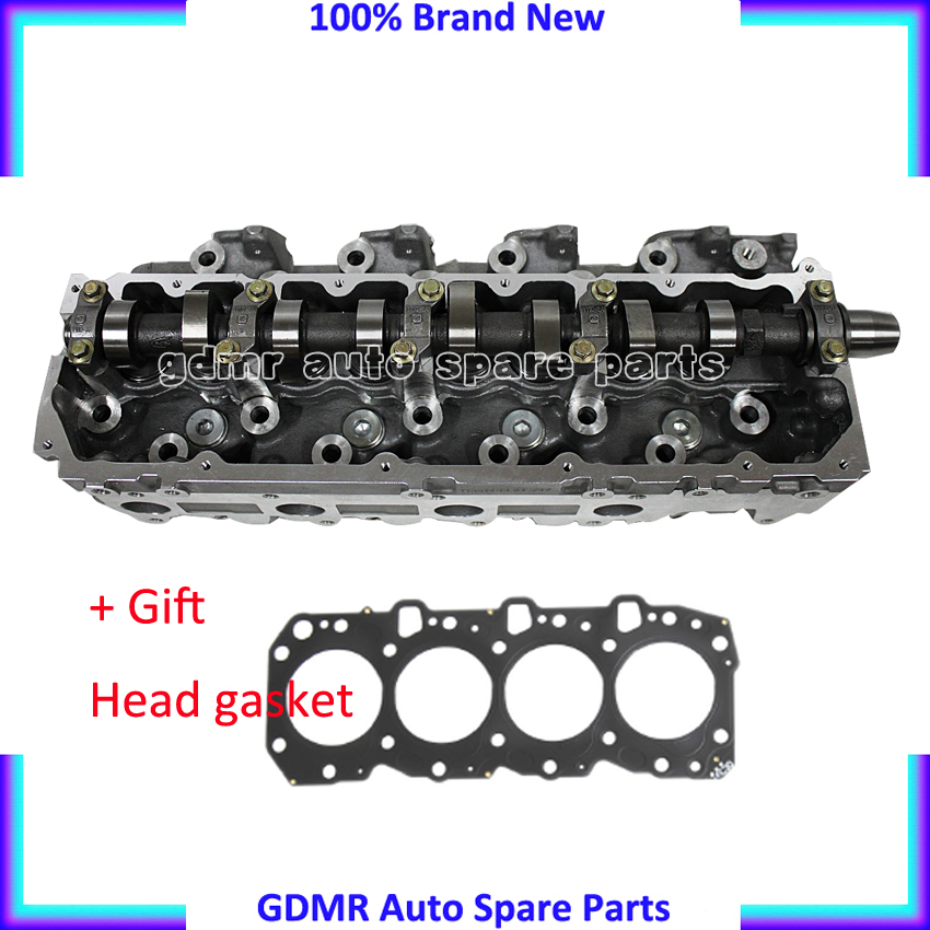 Complete 1KZ TE cylinder head assembly 11101 69175 AMC 908 882 FOR TOYOTA Land Cruiser 90