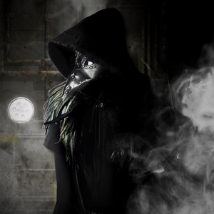 Image 4 - Masque Steampunk en Faux cuir, masques médecin foncé, masque à gaz, masque Cosplay oiseau mort, bec Long, Halloween, carnaval, déguisement, accessoire