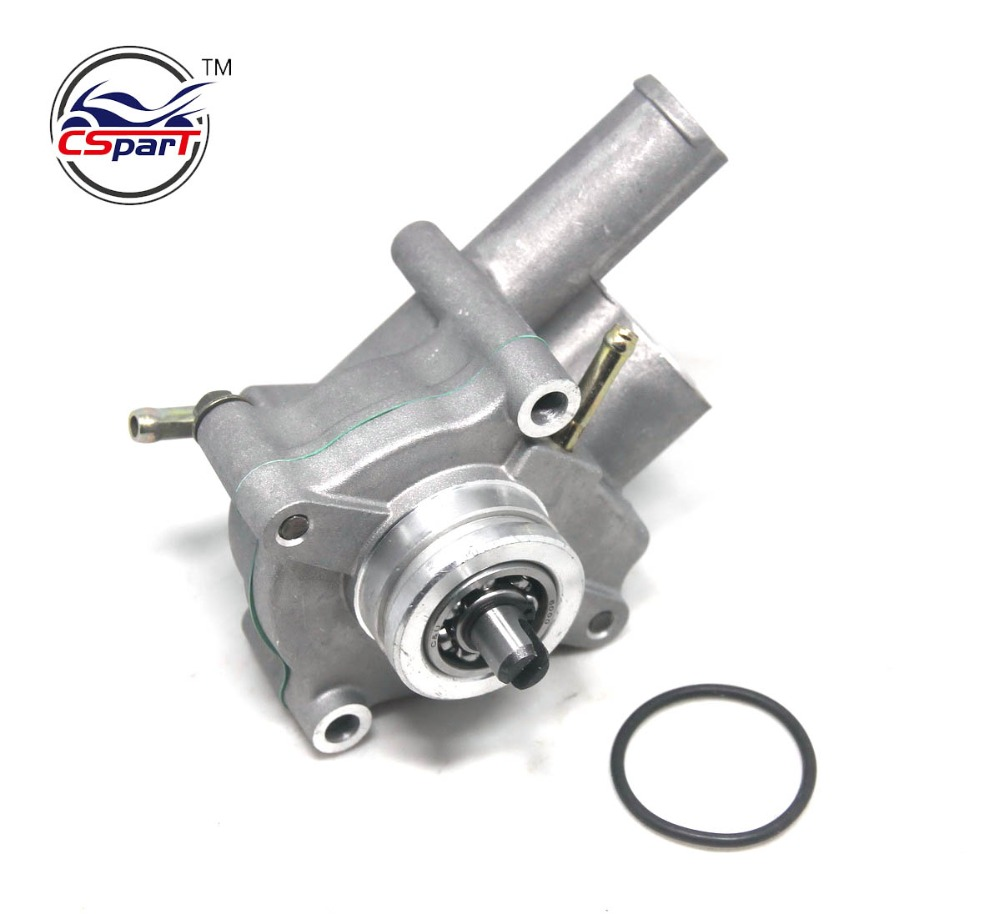 Water Pump Assembly For 2002-2008 Yamaha Grizzly Rhino 660 5KM-12420-10-00