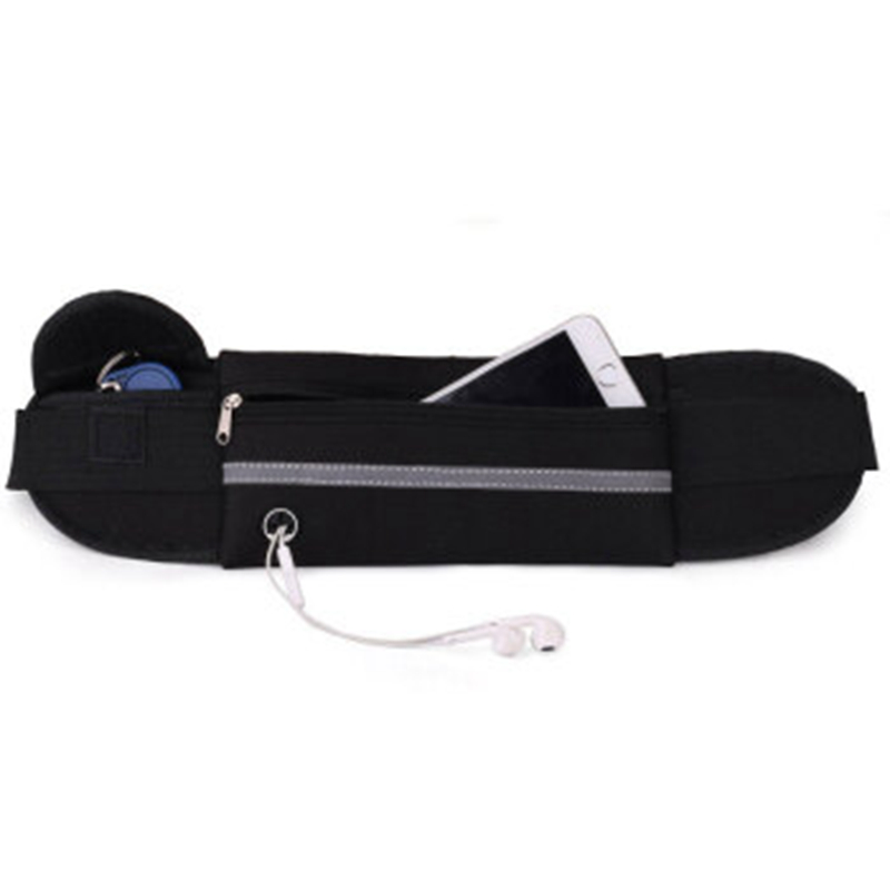 Outdoor Running Waist Bag Waterproof Mobile Phone ...