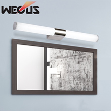 540mm Popular Bathroom Mirror Light 85 265V 12W LED Bedroom Makeup Wall Lamp Fixture