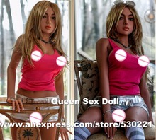 NEW NEW Top quality 148cm Tan skin life size adult sex dolls, japanese silicone love doll, oral vagina anal real doll for men