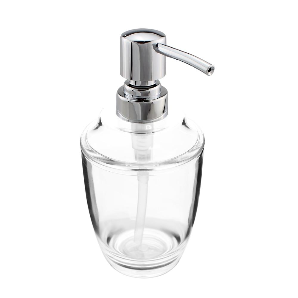 2pcs/lot Acrylic Soap Lotion Liquid Dispenser Pump Kitchen or ...