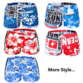 mens sheer swimwear Hot sale men's swimwear men's s trunk boxer  Leisure Beachwear gay mens shorts trunks short