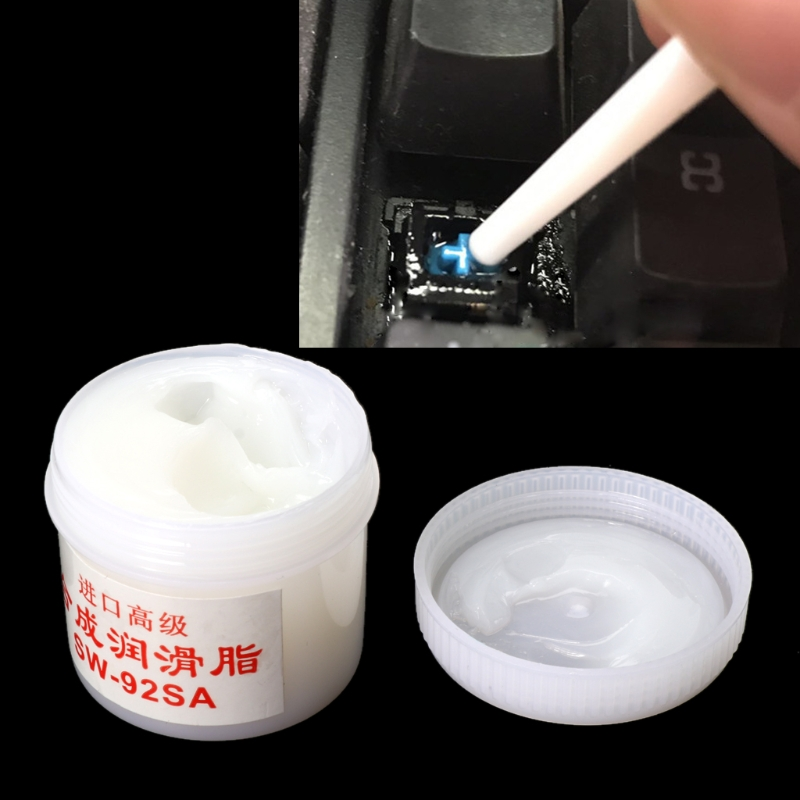 Synthetic Grease Fusser Film Plastic Keyboard Gear Grease Bearing Grease SW 92SA Hot-in Mouse Pads from Computer & Office