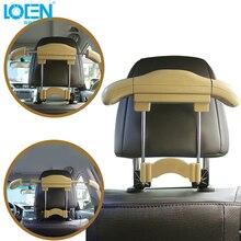 1pc Retractable Auto Accessories Seat Bag Hook Headrest Hanger Holder  Organizer Car Hanger Hook Suits Coat Clothes Car Hooks