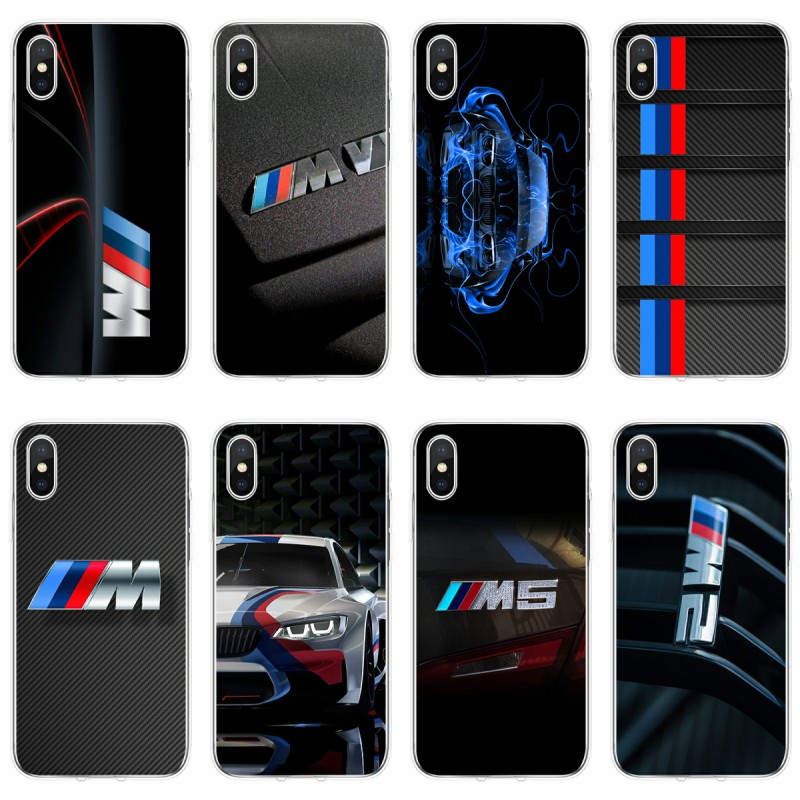 buy popular c084a 05a03 US $0.95 5% OFF|BMW M Series logo Cover Soft Silicone 2018 TPU Phone Case  For iPhone 5 5S 5C SE 6 6plus 7 7plus 8 8plus X XS XR Max-in Fitted Cases  ...