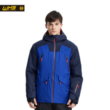 WHS 2016 Men snow Jackets Brand Outdoor windproof skiing coat Man snow clothes sport jacket snowboarding coats Ski clothing