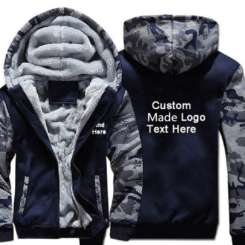 New Arrival High Quality Logo Custom Sweatshirt Hoodies Men Thick Customized Made Printing Logo Graphic Hoodies Dropshipping