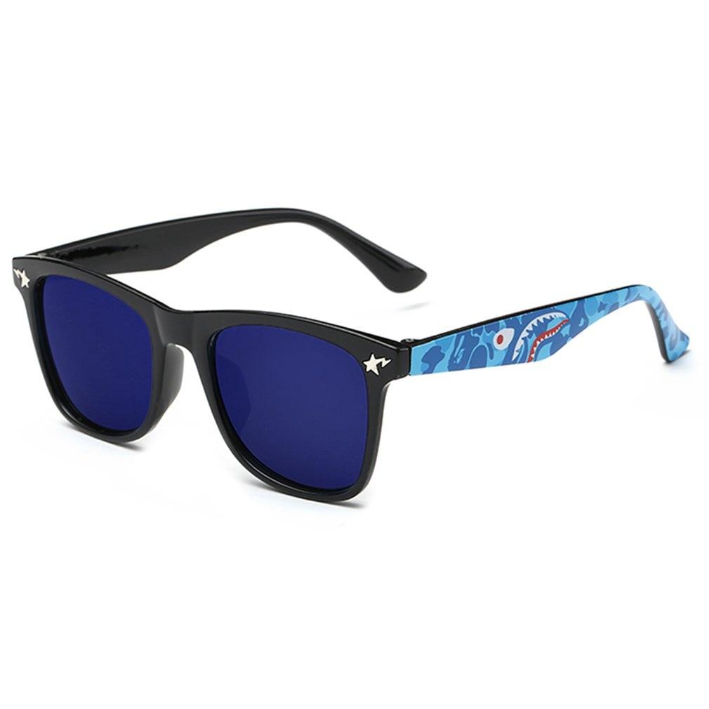 Fashion Lovely Trendy Kids Sunglasses Boys Girls Sunglasses Women Driving Square Frame Sun Glasses Male Goggle Gafas De Sol