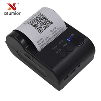 Xeumior 58mm Mini Portable Bluetooth Thermal Receipt Printer Android IOS Handheld Mobile POS Universal Ticket Printer