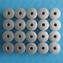 "CONSEW 206RB BROTHER B797 ALUMINUM ""M"" BOBBINS #239729 20PCS"
