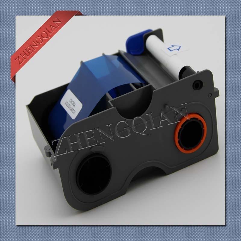 Fargo 84800 transfer film work on HDP8500 printer