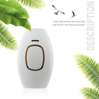 Portable Charging Device Laser Epilator Permanent Light Technology 300000 IPL Pulsed Total Body Bikini Leg Laser