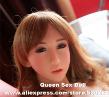 NEW Top quality oral sex doll head for lifelike silicone sex dolls, adult sex toys for men, sex products