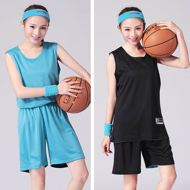 781421c8c Online Shop Reversible Women s Basketball Jersey Uniforms Clothes Both  Sides Team Sport Track Suits Shirt Shorts Custom Logo Number Name