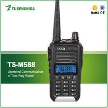 TS-M588 Brand New Long Distance 5W 400-470MHZ Police Walkie Talkie
