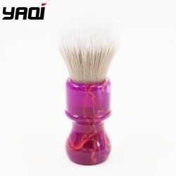 Cepillo de afeitar de pelo sintético de 24mm de Yaqi Chianti