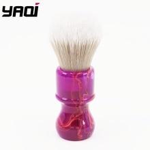 Yaqi Chianti brocha de afeitar pelo sintético, 24mm