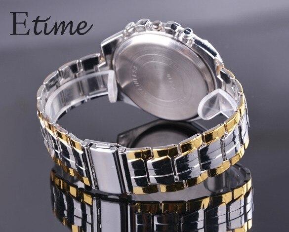 FANALA herrklockor Relogio Masculino Luxury Brand Quartz Watch Full - Herrklockor - Foto 6