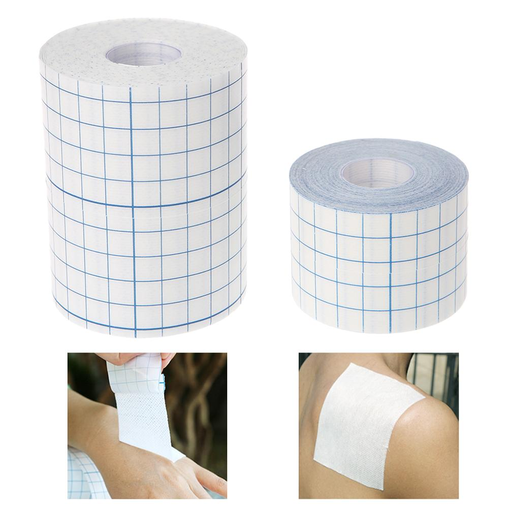 Hypoallergenic Nonwoven Adhesive Wound Dressing Medical Fixation Tape Bandage