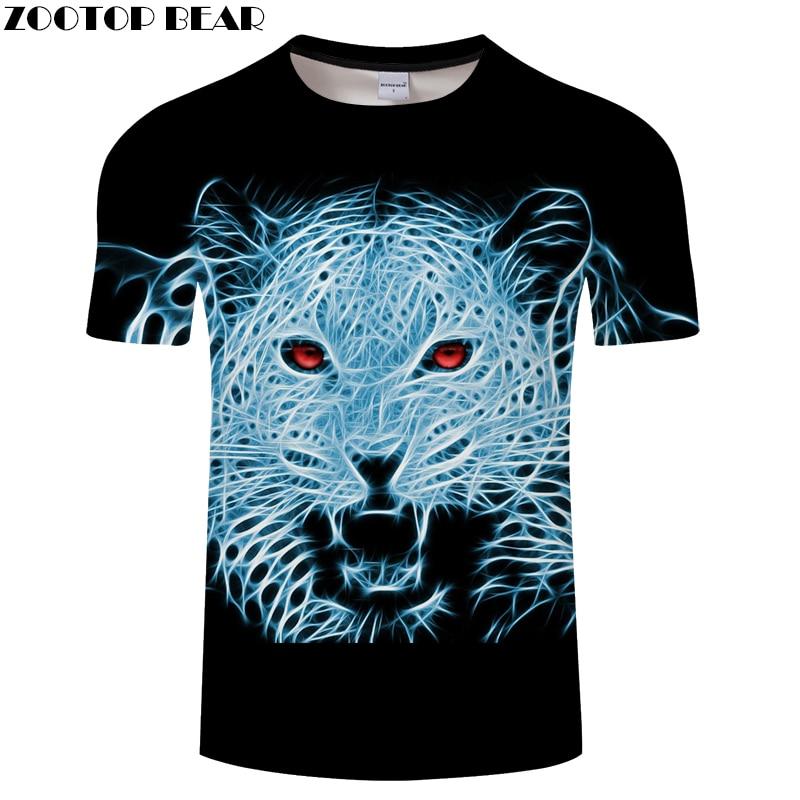 Animal 3D t shirt Men tshirt Summer Casual T-Shirt Short Sleeve Tops Streatwear Tees Print Harajuku Lovely DropShip ZOOTOPBEAR