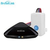 Broadlink RM Pro + Smart Home Automation Smart Universal WIFI + IR + RF Hub SC1 Wireless Remote Compatible Alexa and Google Home