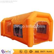 Хит продаж paint booth надувные портативный paint booth Прокат надувные палатки надувные красильной для автомобиля палатка игрушки