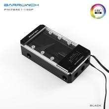 Barrowch FBRE1-P, BoxFish резервуары, LRC 2,0, POM квадратные умные цифровые резервуары, температура в реальном времени