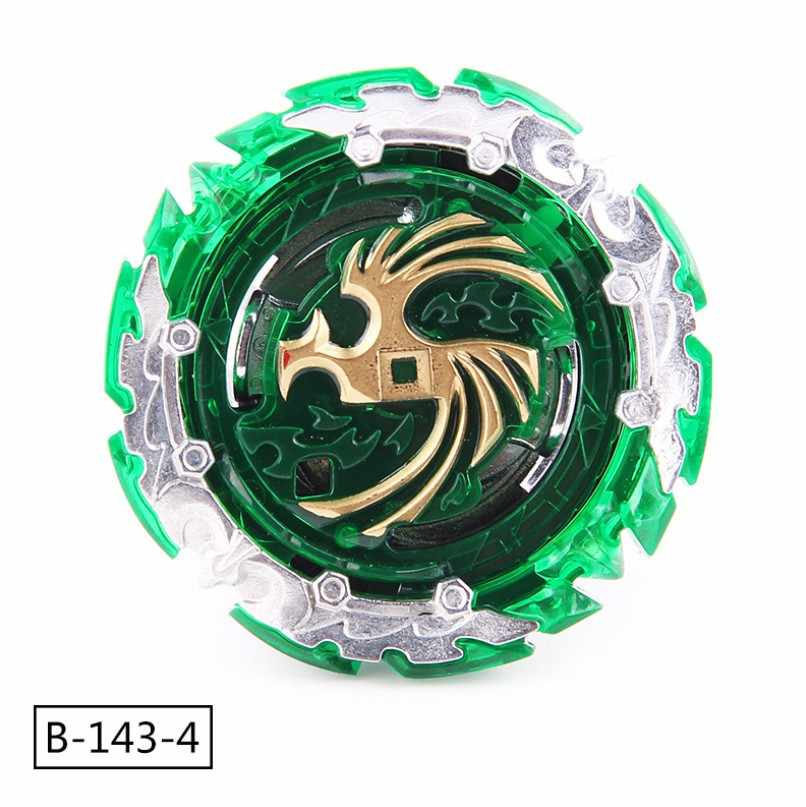 B-143 04 BAYBLADE BURST GT Groen DODE PHOENIX dp Laag alleen bayblade metal fusion