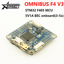 Omnibus F4 V3 control drones with rc plane Airbot Authentic remote controlador helicopter for FPV Quadcopter