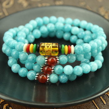 Bracelet Amazonite Nature Et Decouverte