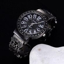 Hot Sale Retro Bracelet Watches Women Watches Luxury Rhinestone Ladies Watch Fashion Wrist watches Clock Hour relogio feminino