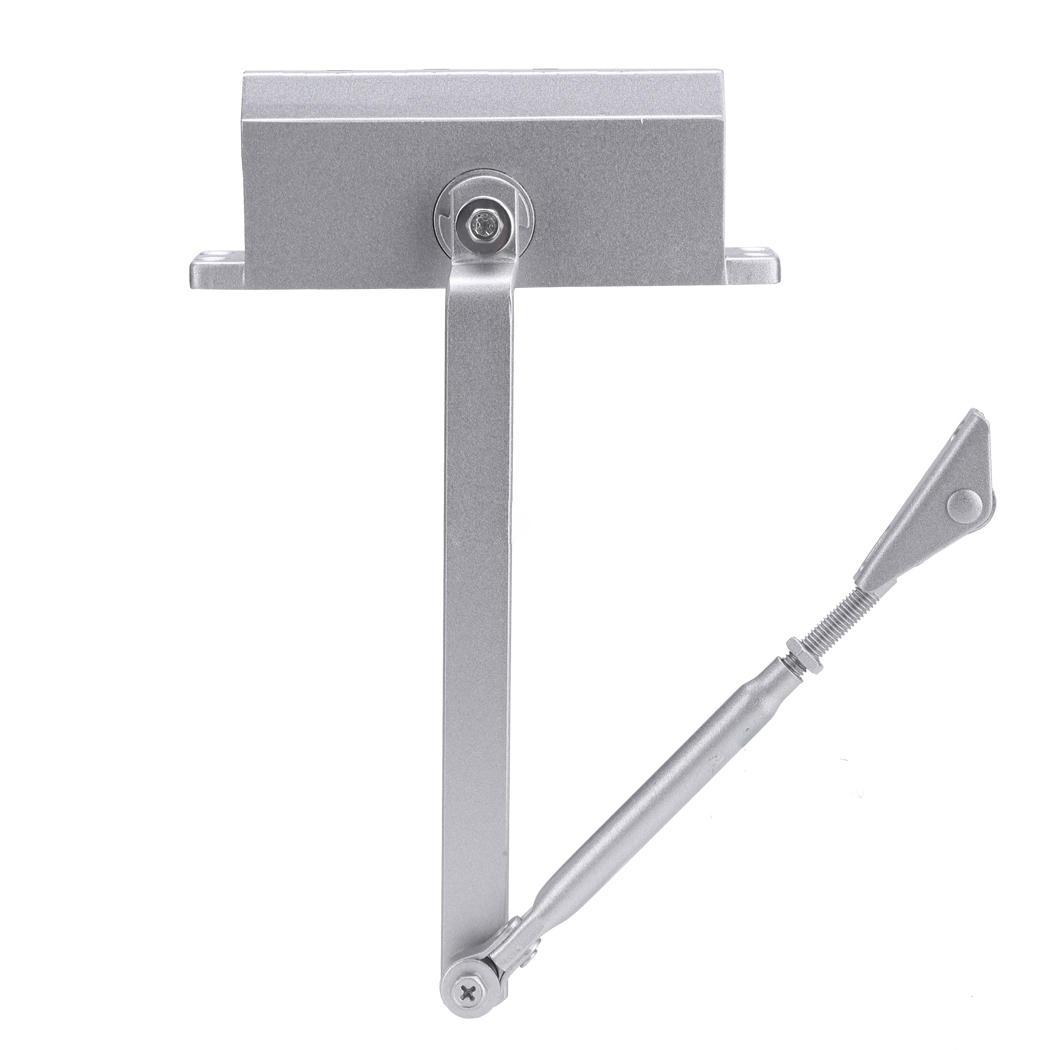 99-143 lbs (45-65 kg) Commercial Door Closer Silver Door Closer Latching Замок