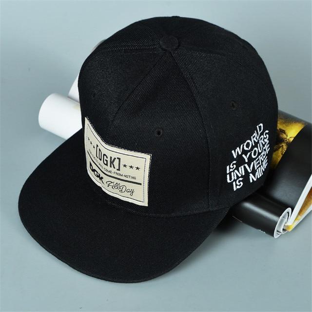 Шапки бейсболки марки Snapback , шляпа ДГК gorras PLANAS хип-хоп Gorra для мужчин, женщин Casquette шляпы chapeu touca спорт Homme