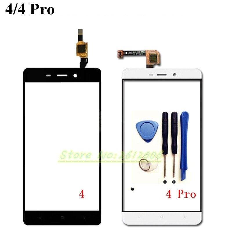 imágenes para 5.0 pulgadas Para Xiaomi Redmi 4/4 Pro Pantalla Táctil Digitalizador de Reparación de Piezas de Reemplazo del Sensor del Panel Táctil Original Perfecta