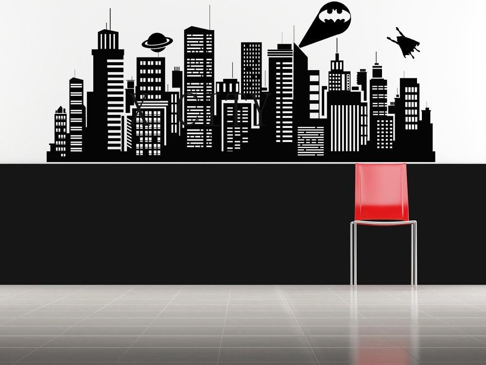 Online Get Cheap Batman Vinyl Stickers Aliexpresscom Alibaba Group - Batman vinyl decal stickers