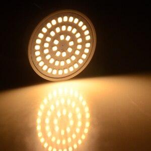 Image 5 - 10X GU10 LED Spot Light 4W 6W 8W Full Power 36Leds 54Leds 72Led Lamp For Kitchen Hotel Art Lighting Lampada Led AC220V 230V 240V