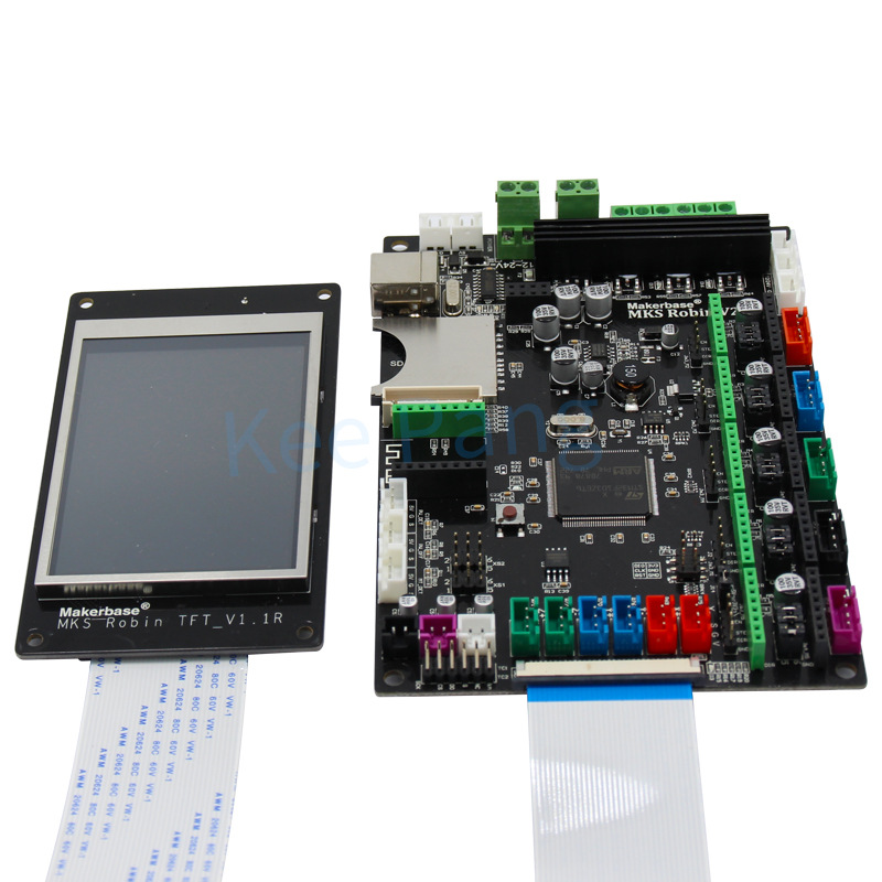 3D printer parts motherboard MKS Robin STM32 integrated board stm32 development board APM controller MKS V2.3