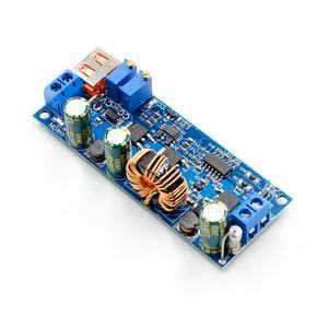 Image 4 - DC DC 2V 24V 3V 30V 80W USB Step UPโมดูลแหล่งจ่ายไฟboostปรับแรงดันไฟฟ้า 4A