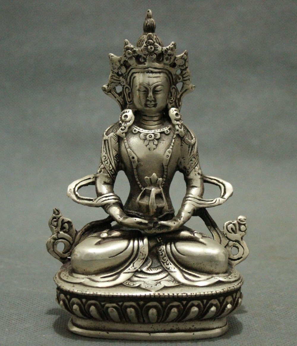 China silver copper Tibetan Buddhism guanyin bodhisattva figure of Buddha hot sale 2017 diving cylinder bottle valve m18 1 5 high pressure switch valve oxygen cylinder diving respirator k page 3