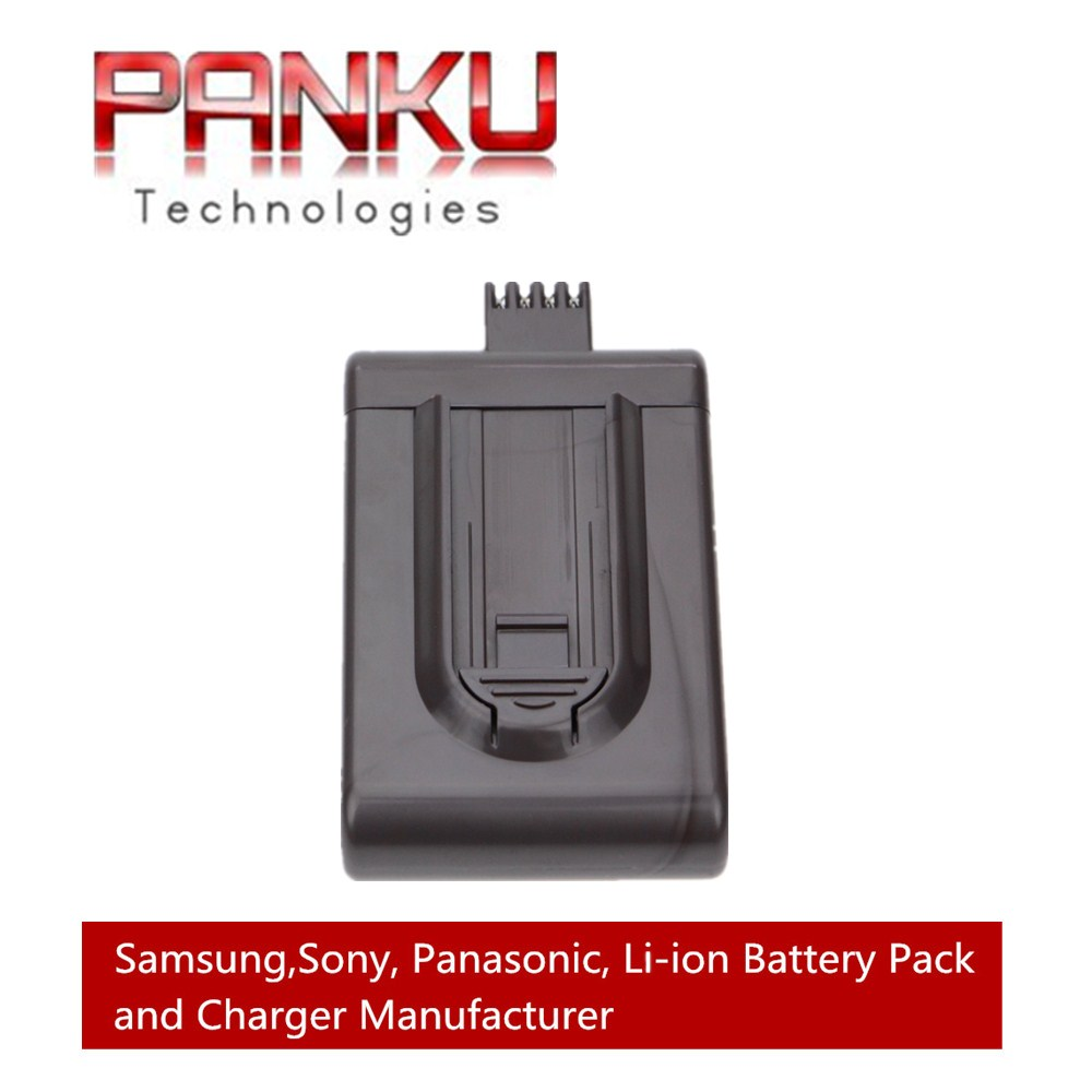 PANKU For Dyson DC16 2200mAh 21 6V Rechargeable Battery Pack Vacuum Cleaner Batteria Li ion for
