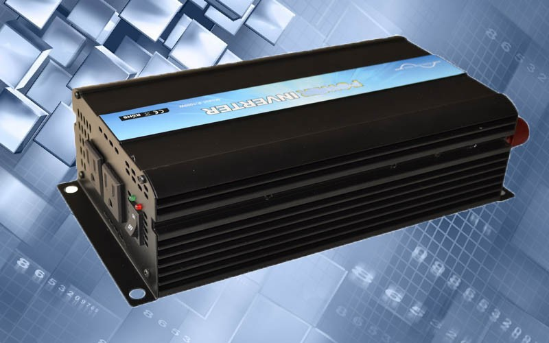 CE RoHS SGS IP30 Approved, portable soft start off grid dc to ac  inveter ,1000w frequency inverter