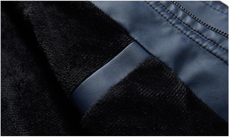 HTB1e.dobfImBKNjSZFlq6A43FXap Jacket Men Embroidery Baseball Jackets Pu Leather Coats Slim Fit College Luxury Fleece Pilot Leather Jackets casaco masculino