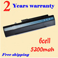 "JIGU New laptop battery UM08A73 UM08A74 UM08B31 UM08B52 UM08B71 UM08B72 UM08B73 UM08B74 For ACER Aspire One 10.1""  A110 A150"